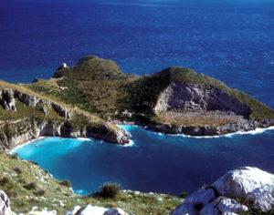 Punta Campanella on Sorrento Coast