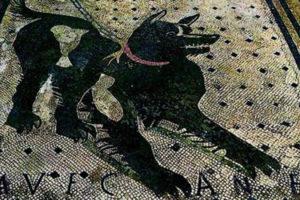 Cave-canem-mosaic