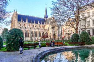 Quartier du Sablon in Brussels