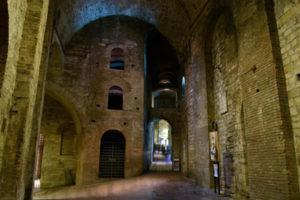 Rocca Paolina in Perugia
