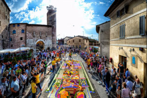 Spello in Umbria