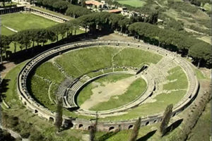 The-Pompeii-amphitheatre
