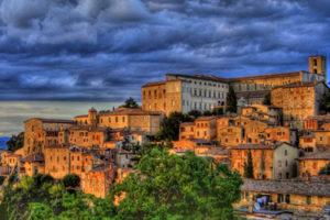 Todi in Umbria