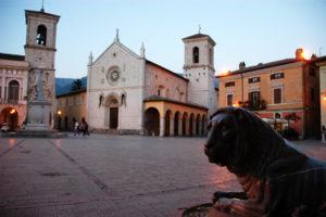 Norcia in Umbria