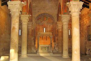 Abbazia di Santa Maria di Cerrate in Lecce