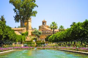 Alcazar in Córdoba