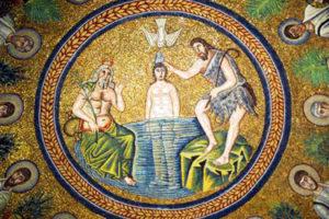Arian Baptistery in Ravenna