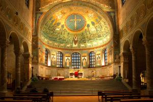 Basilica di Sant'Apollinare in Classe in Ravenna