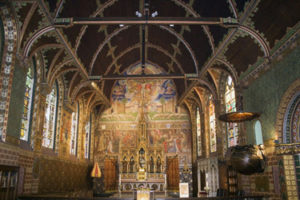 Basilica of the Holy Blood in Bruges