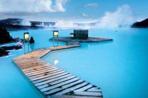 Blue Lagoon in Reykjavík