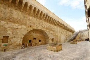 Castle of Charles V in Lecce