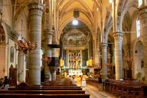 Cathedral of Salò, Lake Garda