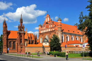Church of St. Anne in Vilnius