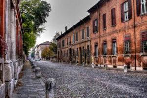 Corso Ercole d'Este in Ferrara