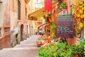 Corso Umberto I in Taormina