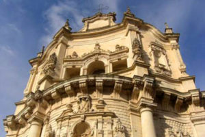 Lecce's churches