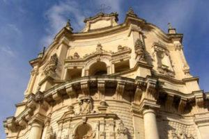 Lecce's churches