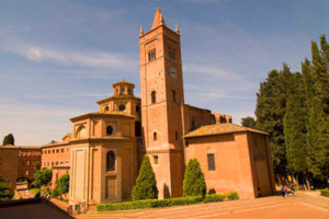 Monte Oliveto Abbey, Siena surroundings