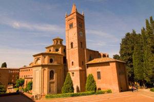 Monte Oliveto Abbey, Siena surroundings