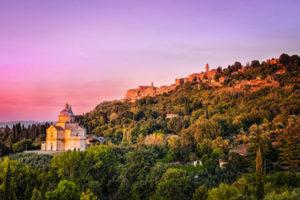 Montepulciano, Siena surroundings