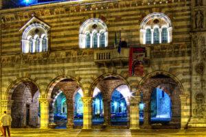 Palazzo Broletto in Como