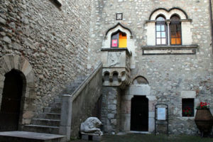 Palazzo Corvaja in Taormina