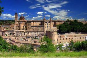 Palazzo Ducale in Urbino