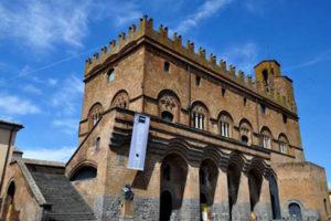 Piazza del Popolo in Orvieto