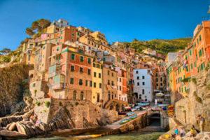 Riomaggiore - The Cinque Terre