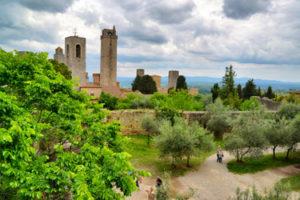 Rocca di Montestaffoli in San Gimignano