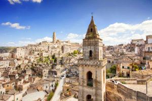 Sassi of Matera – Ancient town