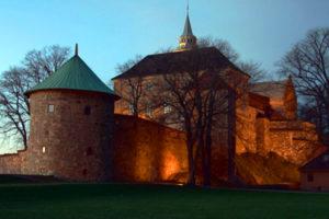 The Akershus Castle in Oslo