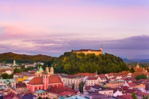 The Castle of Ljubljana