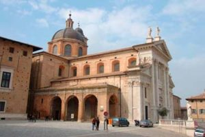 The Cathedral of Urbino