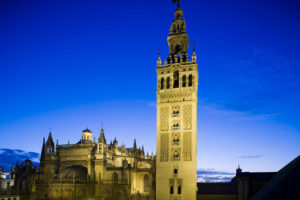 The Giralda in Seville