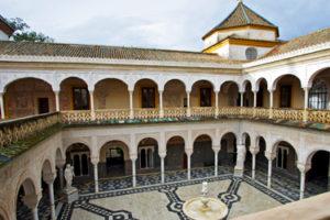 The House of Pilato in Seville