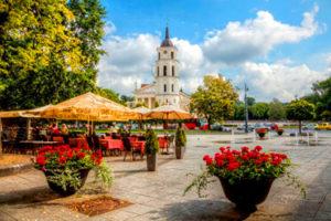 The Jewish District of Vilnius