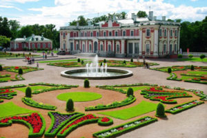 The Kadriorg in Tallinn