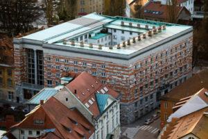 The Library of Ljubljana
