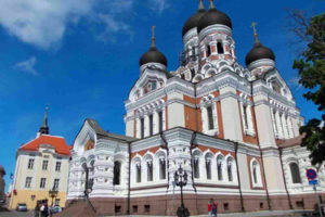 The Orthodox Church in Tallinn