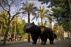 The Raval Quarter in Barcelona