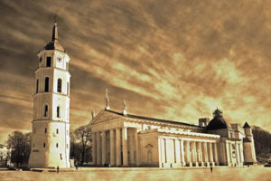 The Vilnius Cathedral