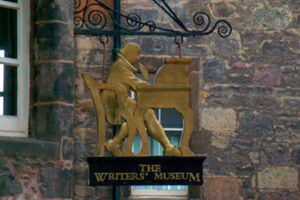 The Writers Museum and Makars Court in Edinburgh