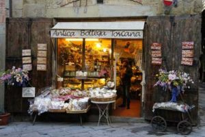 Things to eat in Arezzo