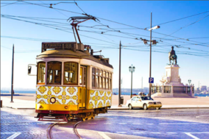 Trams, funiculars and elevators Lisbon