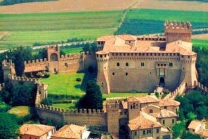 Urbino surroundings: Gradara
