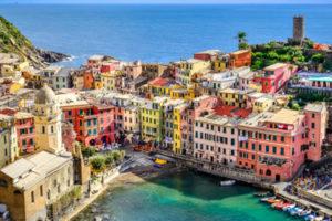 Vernazza - The Cinque Terre