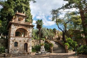 Villa Comunale in Taormina