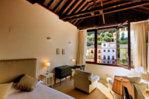 Where to sleep in Granada