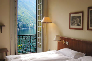 Where to sleep in Lake Como